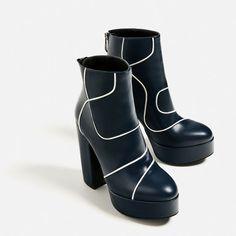 PLATFORM ANKLE BOOTS | vegan boots | vegan shoes
