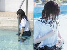Girls Uniforms, School Teacher, School Uniform, Japanese Girl, Cover Up, Cosplay, Female, Hoodies, Clothes
