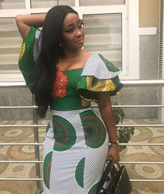 Beautiful Ankara Styles for the Ladies African Maxi Dresses, African Inspired Fashion, Latest African Fashion Dresses, African Print Fashion, Africa Fashion, African Attire, Latest Ankara Styles, Ankara Fashion, Kitenge