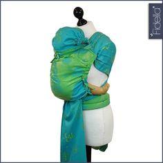 *** free international shipping*** Fidella Fly Tai - MeiTai Tragehilfe aus Tragetuchstoff, 109,90 EUR, Fidella® babywraps, slings and carriers