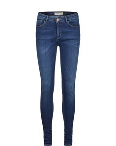 MOS MOSH // Jade Blue Knitted Jeans.