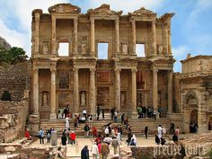 Ephesus City Breaks by Precise Tours, 3 day vacation package for 388 USD, include flights, accommodation, transfers and tours.