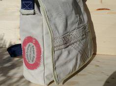 erna näht - und häkelt, werkelt, bastelt...| Blog über Nähen, Taschen und Täschchen|: Planentasche aus Segeltuch - Nummer II