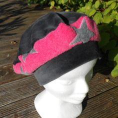 Bonnet chapeau béret polaire enfant confortable unique hiver
