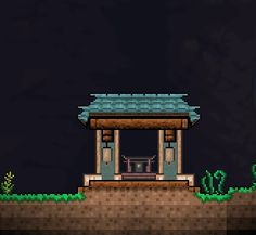 My name on the forum is OFF and this is my thread, dedicated to the (sometimes weird) things I build within Terraria. Terraria House Design, Terraria House Ideas, Terraria Tips, Skullgirls, Biomes, Construction, Pixel Art, Cool Stuff, World