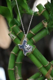 Star of Texas charm great for a chain or charm bracelet.