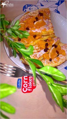 Pyszny i chrupiący omlet śniadaniowy. Śniadanie z płatkami Lubella.