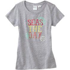 Roxy Kids Girls 7-16 Seas The Day T-Shirt $22.00