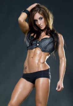 Allison Frahn - Fitness Model   #fitnessfriday