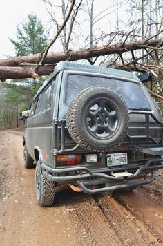 3 Volkswagen Vanagons and a Jetta: How One Family Built Their Westy Syncro - Adventure Parents