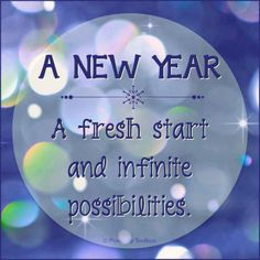 A new year #new  #year #inspiration