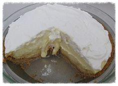 This Diabetic Banana Cream Pie Recipe will become a favorite. Tasty Yum