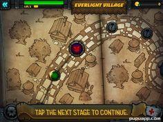 試玩《Spellfall -puzzle rpg》炫麗的三消解謎類遊戲-手機遊戲評測----最專業的手機遊戲評測盡在pupuapp.com