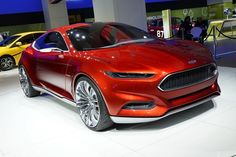 2015 ford mustang concept