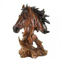Accent Plus Spirit Of The Stallion Bust