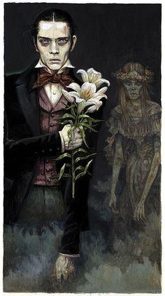 Dracula by Anne Yvonne Gilbert