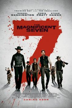 The Magnificent Seven (2016) …review and/or viewer comments • Christian Spotlight on the Movies • ChristianAnswers.Net