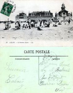 Calais, Green, Children