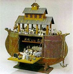 Noah's Ark~1800's