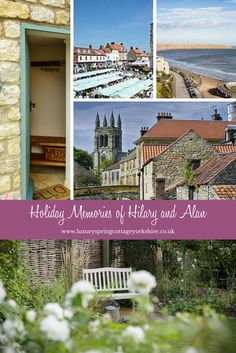 The highlights of Hilary and Alan's stay at Spring Cottage were Malton, Helmsley, Filey the walking – and the food! There were so many places they wanted to visit but there wasn't enough time, so they will definitely be back very soon.   Karen