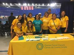 Thank you to everyone who came out for the teal game with the Saskatoon Blades Hockey Club on Saturday night. Thank you also to all the volunteers! We had a blast! Having A Blast, Saturday Night, Volunteers, Coming Out, Hockey, Cancer, Teal, Events, Club