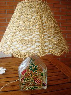 Riciclo lampada da tavolo