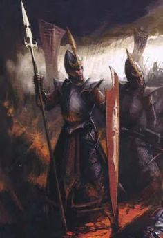 Fantasy Heroes, Fantasy Battle, Fantasy Warrior, Fantasy Characters, Fantasy Women, Dnd Characters, Warhammer Dark Elves, Warhammer Fantasy, Elf Warrior