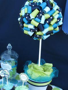 Cupcake Express: Hayden's First Birthday train collection