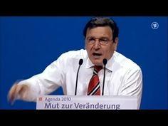 Gerhard Schröders Kanzlerjahre