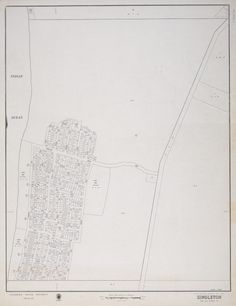 SINGLETON Cadastral map showing land use. Cockburn Sound District 380A/40 Part of collection: Townsite maps, Western Australia. https://encore.slwa.wa.gov.au/iii/encore/record/C__Rb1977136