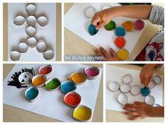 #preschool #okulöncesi #kindergarten #sanatetkinliği #kidscraft #çocuk #kid #artıkmateryal #rulo #paperroll #suluboya