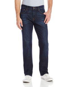 7 For All Mankind Mens Carsen Easy Straight Leg Jean Size 33 in Skylar Ridge NWT #7ForAllMankind #ClassicStraightLeg