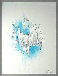 illustrations late 2013 on Behance