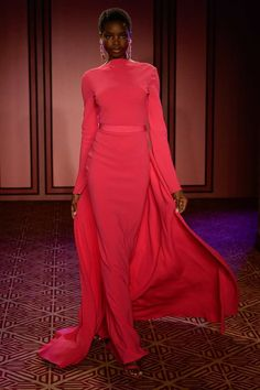 Brandon Maxwell Spring 2018 Ready-to-Wear Fashion Show