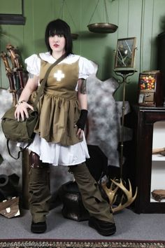 Steampunk Nurse