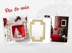 Re-pin your favourite gift ideas and enter for a chance to win a weekly $100 HomeSense gift card!