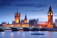 Британия, Лондон