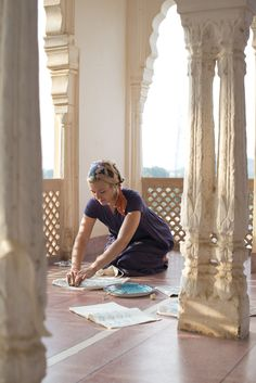 Travel to Jaipur India with Lotta Jansdotter + Ace Camps October 2016