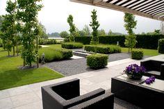 Inspiratie: 39 voorbeelden van strakke tuinen - huisentuinmagazine