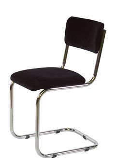 De Provincie zonder arm   Betaalbare, klassieke buisframe stoel