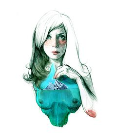 Dona iceberg