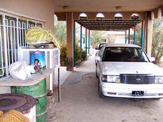 Iraqi carport