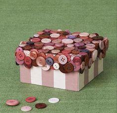 Buttons in interior – decoration ideas ❥Teresa Restegui http://www.pinterest.com/teretegui/ ❥