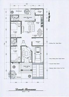Image Result For Desain Interior Rumah Modern Type