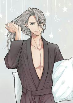 维克托【侵删致歉】冰上的尤里 Yuri on ice