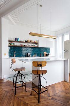 DécorationParisappartementhaussmannien- MarionAlberge11
