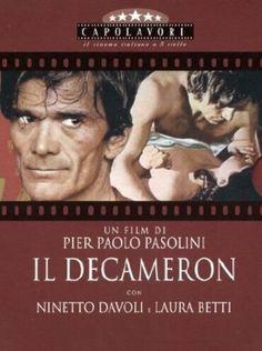 Il Decameron - Laura Betti, Franco Citti, Ninetto Davoli, Angela Luce, Silvana Mangano - Pier Paolo Pasolini.