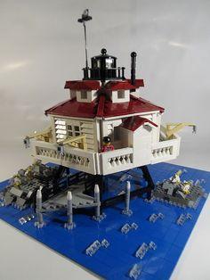 Lighthouse by rabidnovaracer, via Flickr