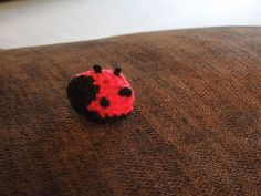 Happy Berry Crochet: How to crochet a small lady bird bug insect
