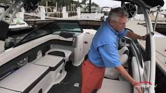 Chaparral 223 VRX Test 2015- By BoatTest.com